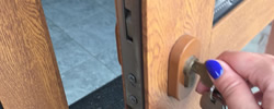 Northwood locks change